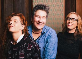Musical Nomads k.d. lang, Neko Case and Laura Veirs Team Up at the Tobin