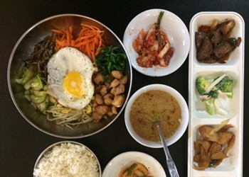 Lunchtime Snob: Bachan Is a Must at Seoul Garden