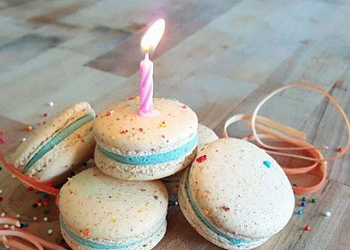 Get Your Free Macaron at Bakery Lorraine on Tuesday