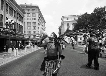 Today Is (Kinda, Sorta, Maybe, Not Really?) Indigenous Peoples Day in San Antonio