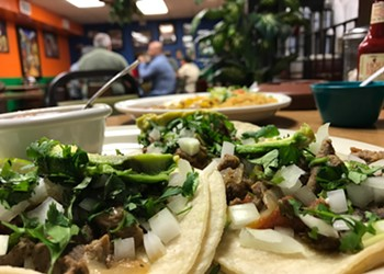 Gracious Service, Tasty Tacos at Little Taco Factory