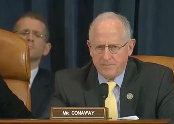 Texas Congressman Conaway Leading House Investigation into Russian Hacking