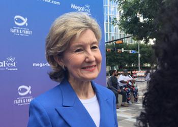 Trump Nominates Former Texas Sen. Kay Bailey Hutchison for NATO Ambassador