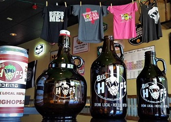 Big Hops Is Opening its First Franchise Location in San Antonio