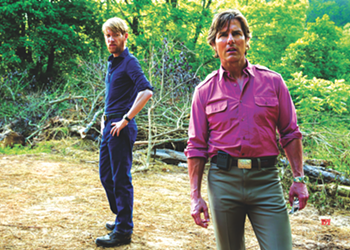 Tom Cruise Amuses as a Drug-Smuggling Antihero in <i>American Made</i>