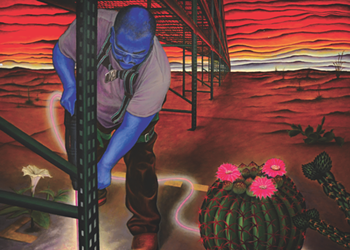 Contemporary Artists Help Redefine the 'Icons & Symbols of the Borderland'