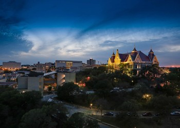 Texas State Sophomore Dies After Fraternity Initiation Ceremony