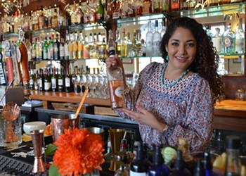 Liberty Bar's Ana Cabrera Will Rep San Antonio During Speed Rack Southeast in New Orleans