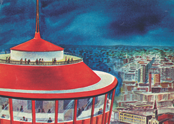 """After the Fair's Over: The """"Redemption Story"""" of HemisFair Park"""