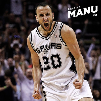 20 Reasons Why San Antonio Will Forever Love and Respect Manu Ginobili