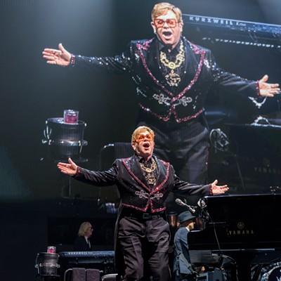 Farewell Rocket Man: San Antonio Says Goodbye to Elton John During Final World Tour