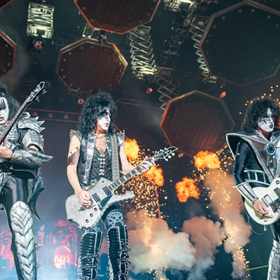 KISS Says Goodbye to San Antonio During Final World Tour Stop at the AT&T Center