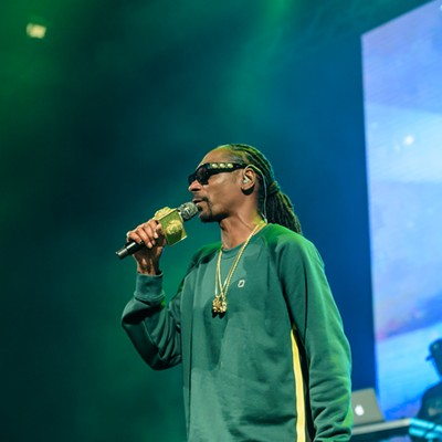 La Di Da Di Da: All the Photos from the Snoop Dogg Show (NSFW)