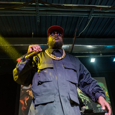 Everyone We Saw at Big Boi's Show at Paper Tiger