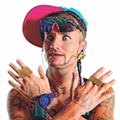 Rapper Riff Raff Bringing Crazy Antics to San Antonio