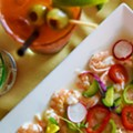 Sangria on the Burg Chef Opening Ceviche Shop Next Month