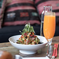 Brunch, Late Night Happy Hour Return to Botika, Plus An Updated Bento Box Lunch Special
