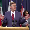 Ban Doors, Not Guns, to Stop School Shootings, Dan Patrick Says