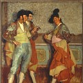 """""""Spain: 500 Years of Spanish Painting from the Museums of Madrid"""""""