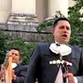 San Antonio Mariachi Group Celebrates World Cup Win in Russia