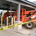 Robbers Use Stolen Forklift to Steal North Side San Antonio ATM