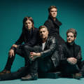 Christian Rockers NEEDTOBREATHE Playing Whitewater Amphitheater