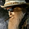 ZZ Top's Billy F Gibbons Is Headed to San Antonio this Fall