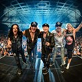 Scorpions Descend Upon San Antonio for Rescheduled Show