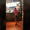 Video Shows Fight Between Customer and Employee at Chacho's