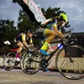 Extreme Bike Racers Taking Over Alamo Plaza for Annual Red Bull Last Stand