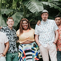 The Suffers Replace Julian Marley as Support for Thievery Corporation this Saturday at the Aztec Theatre