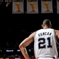 Legend Tim Duncan Said His Success with the Spurs 'Put a Target' on His Back During NBA Career