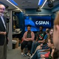 C-SPAN Bus Will Roll Into San Antonio College Campuses as Part of Educational Tour