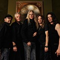 Saxon Descends Upon San Antonio As Part of 40th Anniversary Tour