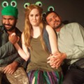 New Overtime Theater Production Brings Frogs, Cats and Aliens to the Stage