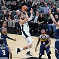 San Antonio Spurs Survive a Tight Scrape With the Denver Nuggets