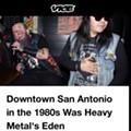 <i>Vice</i> Magazine Highlights San Antonio's Thriving '80s Metal Scene
