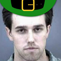 GOP Trolls Beto O'Rourke with St. Patrick's Day Twist on DWI Mugshot