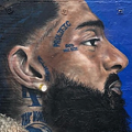 San Antonio Muralist Memorializes the Late Great Nipsey Hussle
