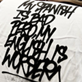 Rep. Diego Bernal Shouts Out San Antonio Street Artist Shek Vega at the Texas House