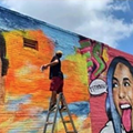 San Antonio Street Artist Adds Mural of Charles 'Chop' Roundtree, Local Teen Shot By Police
