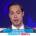 San Antonio's Julián Castro Seizes the Spotlight During Democratic Presidential Debate