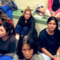 San Antonio's Joaquin Castro Tweets Images and Video of Migrants in Border Detention Center