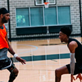 Dejounte Murray Announces Medical Clearing to Return This Season, Teases Practice with Tim Duncan