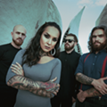 European Metal Band Jinjer Stopping By the Rock Box Instead of River City Rockfest