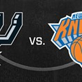 Spurs Kick Off Regular Season Tonight Against the New York Knicks