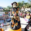 Where to Celebrate Día de Los Muertos in San Antonio This Year