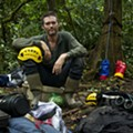 National Geographic Live Brings Conservationist Charlie Hamilton James, Who Bought a Rainforest, to the Tobin