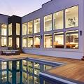 Late Football Star Cedric Benson's Modern Austin Mansion is For Sale