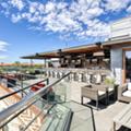 San Antonio's Historic Fairmount Hotel Now Serving Food at Rooftop Terrace Bar
